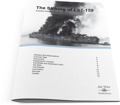 the-sinking-of-lst158-cover